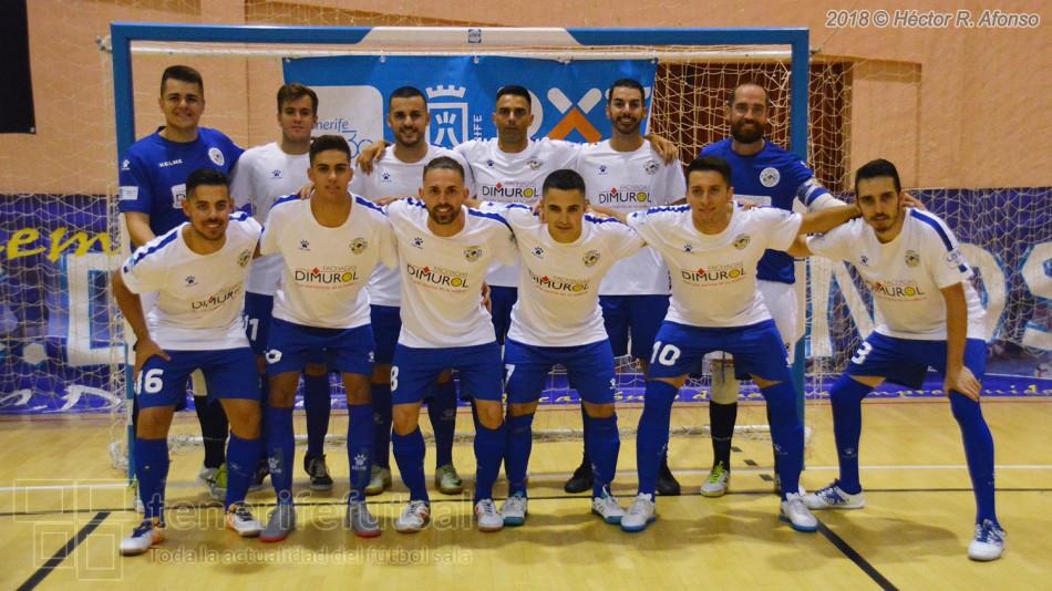 Foto oficial CD Salesianos Tenerife